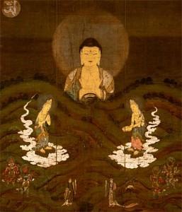 Descent_of_Amitabha_over_the_Mountain